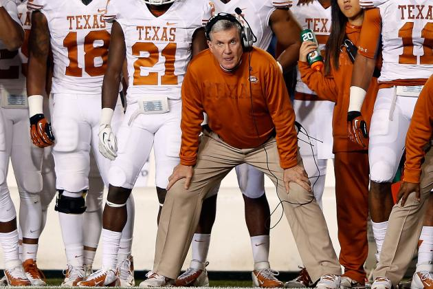 Texas Football: 5 Ways to Make the Longhorns Offense More Explosive