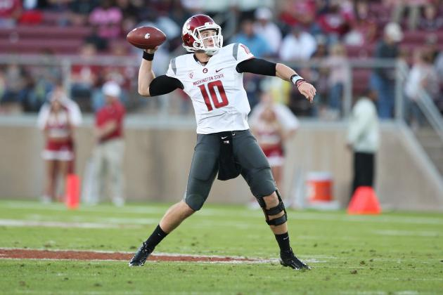 Jeff Tuel: 5 Things You Need to Know About Washington State QB