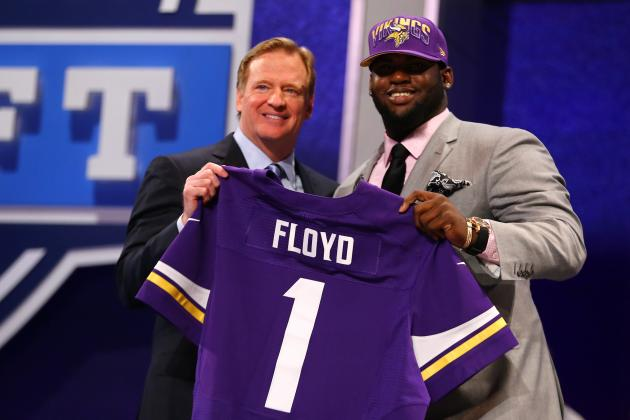 Minnesota Vikings 2013 Mock Draft: Predictions for Day 2 and Beyond