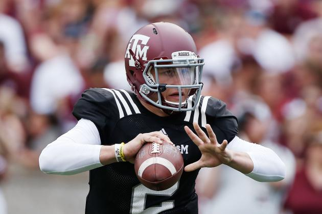 10 College Football Teams That Wouldn't Trade Their QB for Johnny Manziel