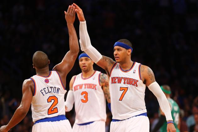 New York Knicks' To-Do List in Free Agency