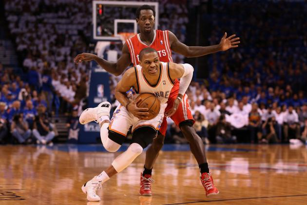 Updated NBA Playoff  Power Rankings, Post-Russell Wesbrook Injury
