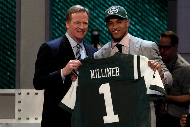 2013 NFL Draft Tracker: Full List of Picks and Results