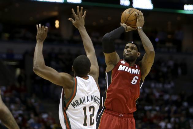 Miami Heat vs. Milwaukee Bucks: Postgame Grades and Analysis