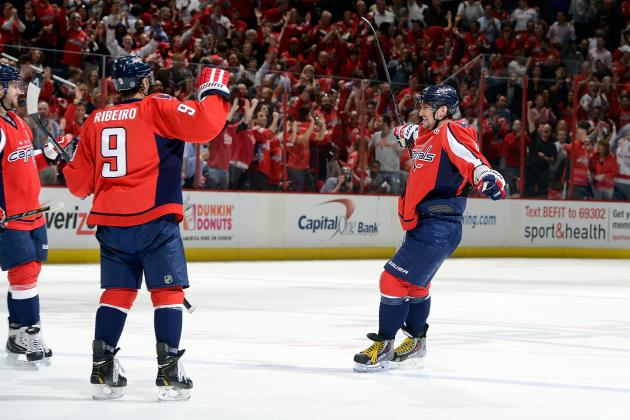 5 Biggest Reasons Washington Capitals Should Be Confident About 2013 Playoffs