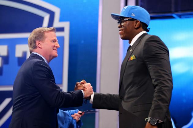 Detroit Lions 2013 Mock Draft: Predictions for Day 2 & Beyond
