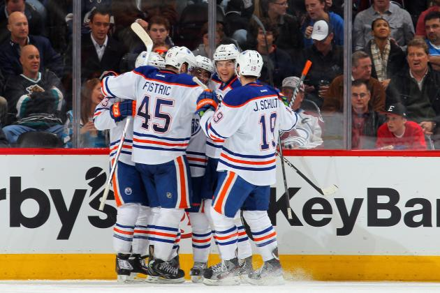 Will the Edmonton Oilers Finally Reach the Playoffs in 2014?