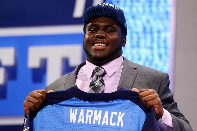 Titans 2013 Mock Draft: Predictions for Day 2 and Beyond