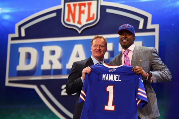 The Biggest Surprises from Day 1 of the 2013 NFL Draft