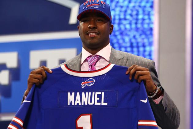 The Worst Picks from Day 1 of the 2013 NFL Draft