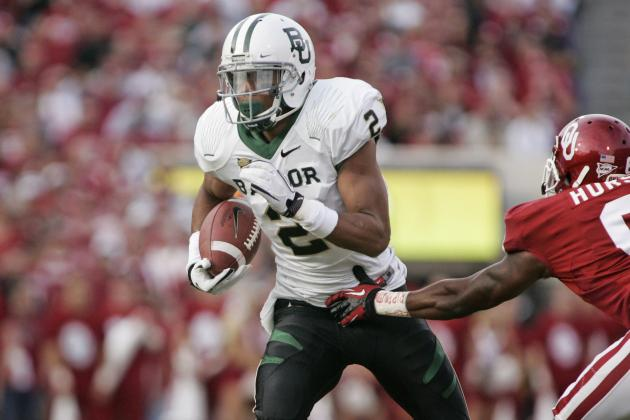 10 Players the New England Patriots Should Target on Day 2
