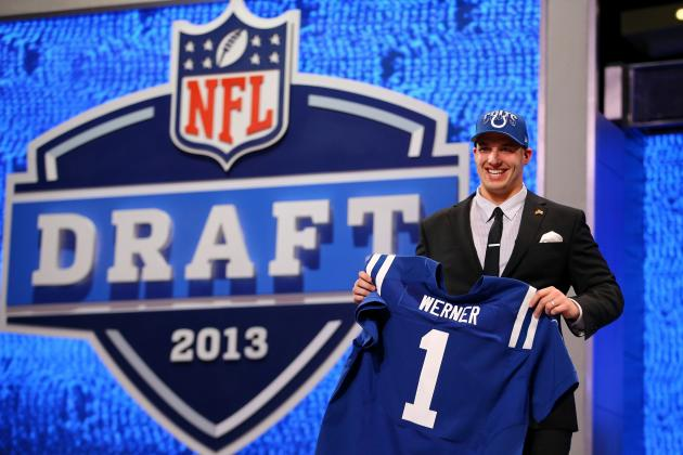 Colts 2013 Mock Draft: Predictions for Day 2 and Beyond