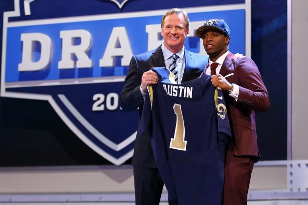 Fantasy Outlook for the Top Rookies Selected in the NFL Draft