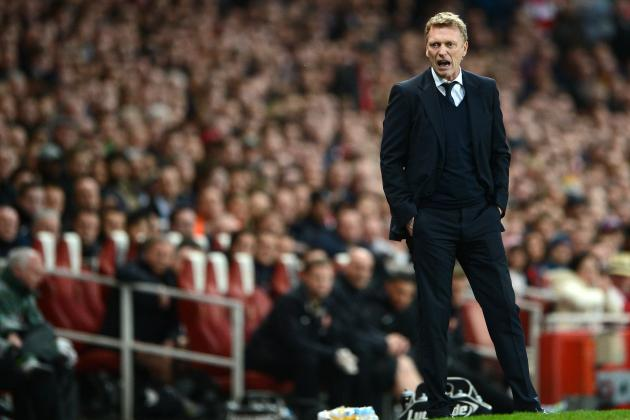 Everton FC: 5 Targets for David Moyes over the Final 4 Games of the Season