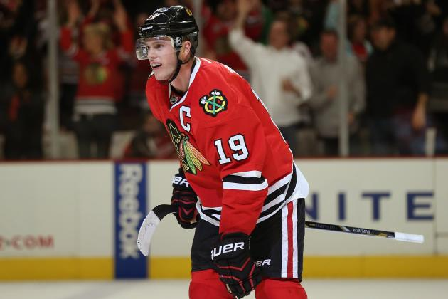 Top 5 NHL Players at Every Position in 2013 Stanley Cup Playoffs