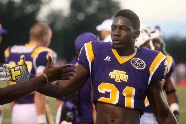 Da'Rick Rogers: 5 Things You Need to Know About the Tennessee Tech WR