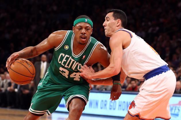 NBA Playoffs 2013: New York Knicks vs. Boston Celtics, Game 3 Picks