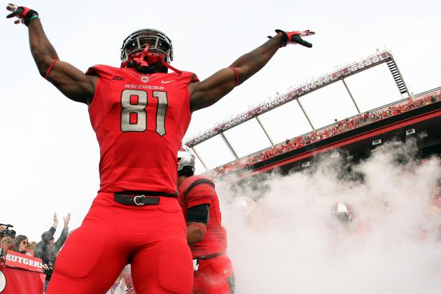 Mark Harrison: 5 Things You Need to Know About Rutgers WR