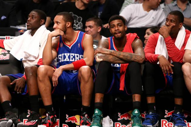 Final Regular Season Grades for Each Philadelphia 76ers Player in 2013