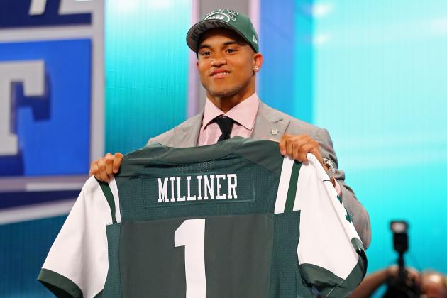 Projecting the 2013 Impact of Each New York Jets Draft Selection