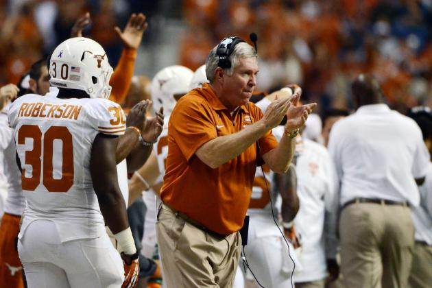 Texas Football: Game-by-Game Predictions for 2013
