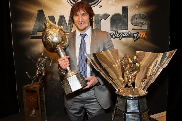 Bleacher Report's Official 2012-13 NHL Awards