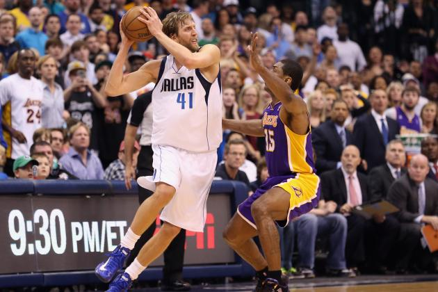 5 Most Memorable Games from the Dallas Mavericks' 2012-13 Season