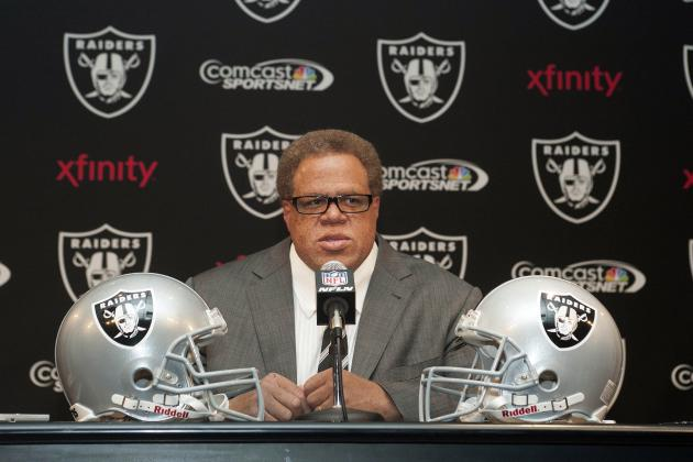 Oakland Raiders 2013 Mock Draft: Predictions for Day 3