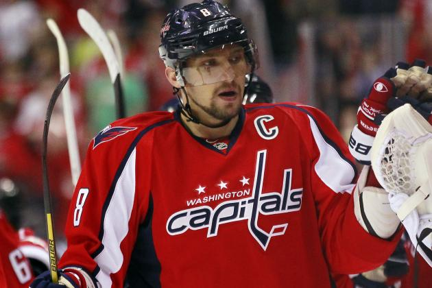 Washington Capitals Complete Blueprint to Win the 2013 Stanley Cup