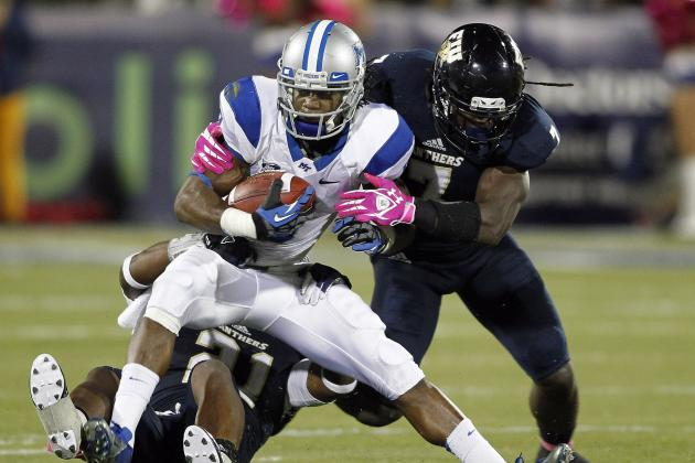 Potential Jacksonville Jaguars Rounds 4-7 and Undrafted Free Agent Targets