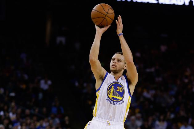Ranking Steph Curry Among Best Golden State Warriors Shooters Ever