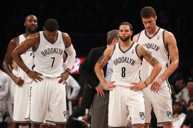 Critical Flaws Preventing Brooklyn Nets from Becoming Real Title Contenders