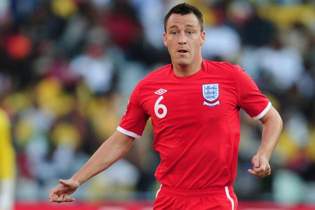 Chelsea: Why John Terry Shouldn't Return to Playing for England