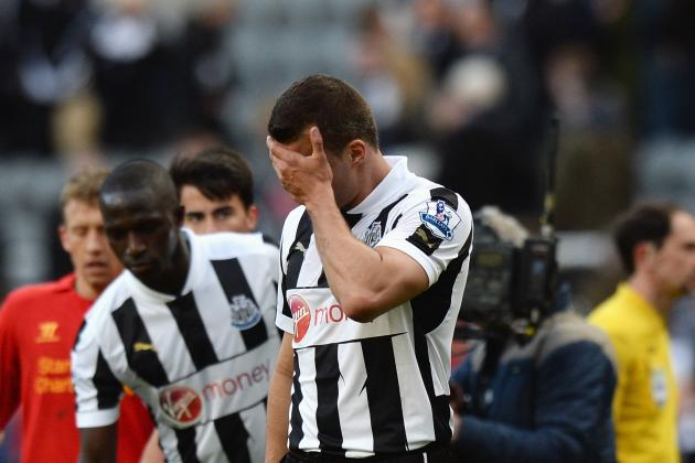 Newcastle United: 5 Lessons Learned from Pathetic Effort Against Liverpool