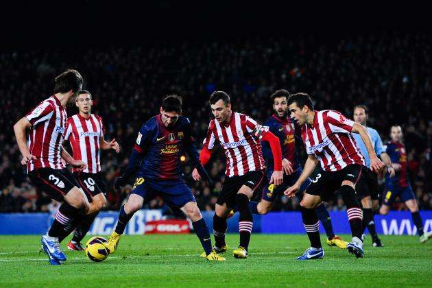 Rating the Barcelona Players in Their 2-2 Draw at Bilbao