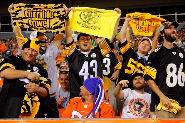 Pittsburgh Steelers: 2013 NFL Draft Report Card