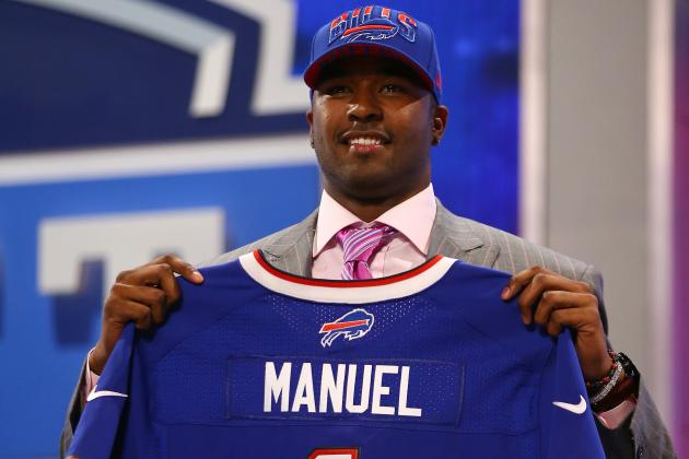Biggest Reaches of the 2013 NFL Draft