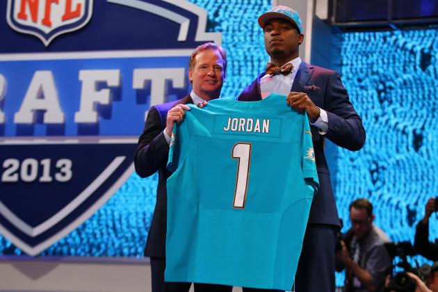 Projecting the 2013 Impact for Each Miami Dolphins 2013 Selection