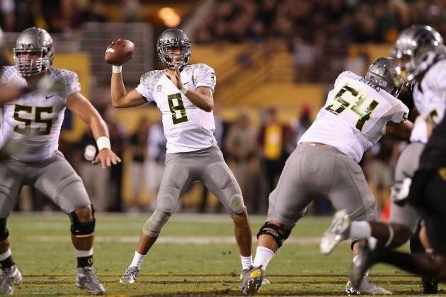 Oregon Football: Winners and Losers from Ducks' 2013 Spring Game