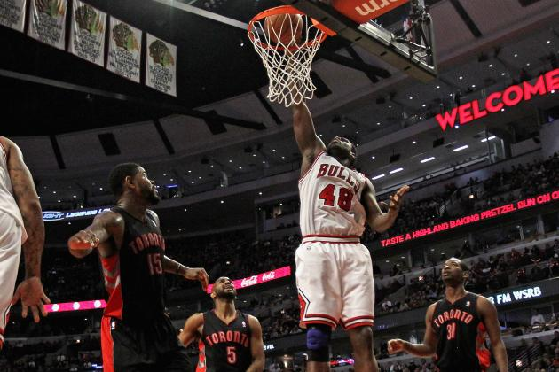 Most Memorable Games from the Toronto Raptors' 2012-13 Season