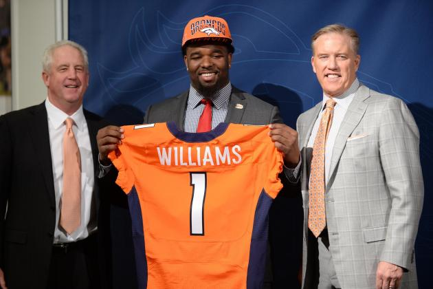 Analyzing the Biggest Steals of the 2013 NFL Draft