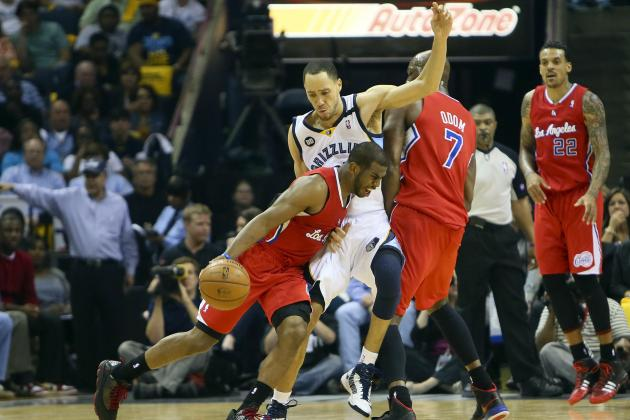 Los Angeles Clippers vs. Memphis Grizzlies: Postgame Grades and Analysis