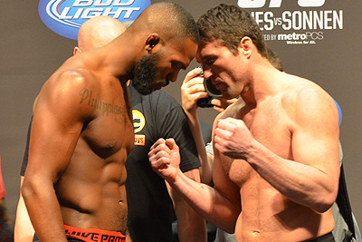 Jones vs. Sonnen: Round-by-Round Recap and Analysis