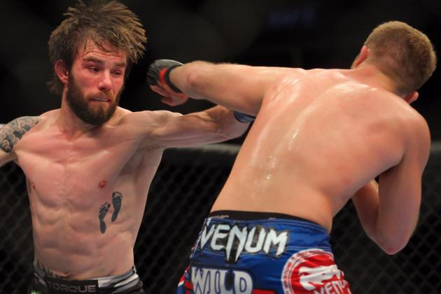 UFC 159 Results: Power Ranking the FX Preliminary Card Bouts