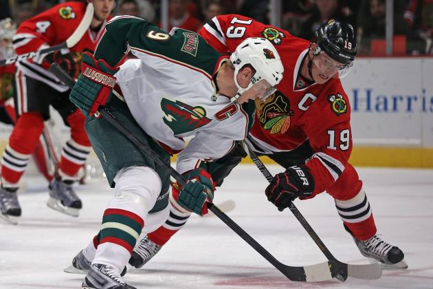 Preview and Prediction for Chicago Blackhawks vs. Minnesota Wild Playoff Matchup