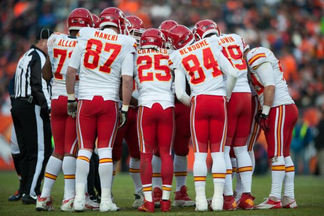 Initial Post-Draft Depth Chart for the Kansas City Chiefs