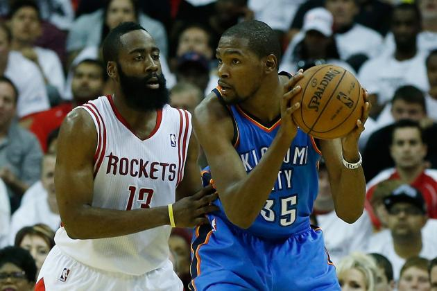 OKC Thunder vs. Houston Rockets: Game 3 Postgame Grades and Analysis