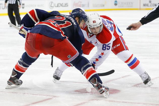Preview and Prediction for New York Rangers vs. Washington Captials