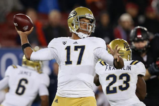 UCLA Football: Winners and Losers from Bruins' 2013 Spring Practice