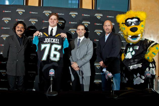 Initial Post-Draft Depth Chart for the Jacksonville Jaguars